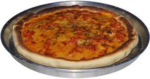 Kamut Pizza Stock Photography