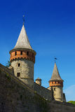Kamyanets Podilsky Castle Stock Photography