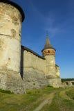 Kamyanets Podilsky Castle Royalty Free Stock Photo