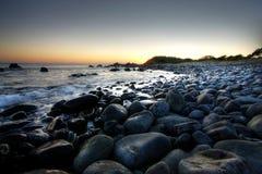 kamyczek na plaży Zdjęcia Royalty Free