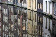 Kanäle in Amsterdam Lizenzfreie Stockfotografie