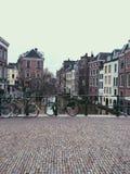Kanäle von Amsterdam lizenzfreie stockbilder