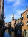 Kanäle von Venedig lizenzfreies stockfoto