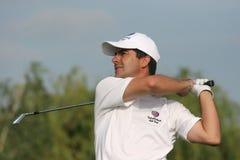kan aguilar france golf för 2006 pro toulouse turnera royaltyfri bild