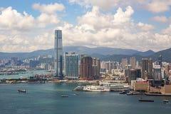 kan 000 19 243 456 2012 ankommen pråmaffärslast som bär den bortgångna områdesframdelen Hong Kong miljon r s skyttelåret för någr Arkivfoto