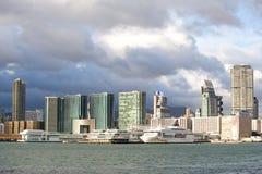 kan 000 19 243 456 2012 ankommen pråmaffärslast som bär den bortgångna områdesframdelen Hong Kong miljon r s skyttelåret för någr Arkivbild