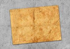 Kan användas som en vykort Royaltyfri Foto