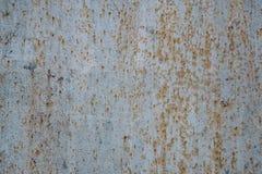 Kan anv?ndas som en vykort Skalning av m?larf?rg p? ett gammalt tr?golv Vit wood textur f?r bakgrund Top besk?dar arkivbild