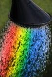 kan att flöda bevattna för spectrumvatten Royaltyfri Bild