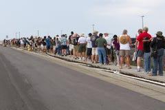 kan den höga konaen för kailua 28 2011 Royaltyfria Foton