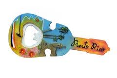 kan den keramiska öppnaren Puerto Rico Royaltyfria Foton