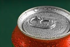 kan dricka nytt sodavatten Arkivbilder