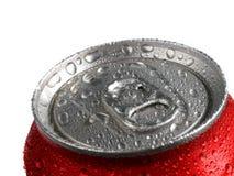 kan dricka nytt sodavatten Arkivfoton