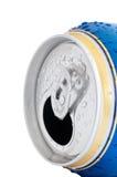 kan dricka nytt sodavatten Arkivfoto