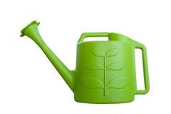 kan green plastic bevattna Royaltyfria Foton