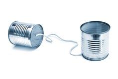 kan telephone tintoyen Arkivbilder