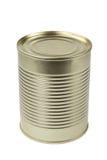 kan tin Fotografering för Bildbyråer
