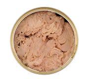 kan tonfisk arkivfoto