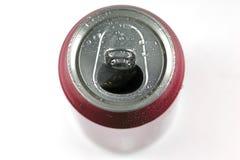 Kan van soda #3 Stock Foto