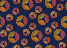 Kan voor textiel, behang worden gebruikt, achtergrond, die uitnodigingen of kaarten, boeken en meer verfraaien Royalty-vrije Stock Foto