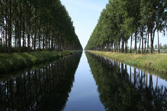 kanał Obrazy Stock