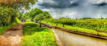 kanał Zdjęcie Royalty Free