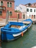 kanałowy uroczysty venezia Obraz Royalty Free