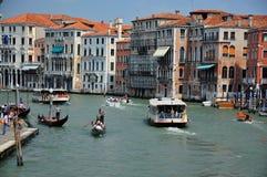 kanałowy Venice Zdjęcie Stock