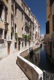 kanałowy Wenecji Obrazy Royalty Free