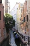Kanał w Wenecja Zdjęcia Royalty Free