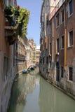 kanał Wenecji Zdjęcie Royalty Free