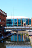 Kanaal en NIA, Birmingham stock foto