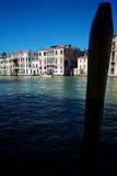 Kanaal Grande, Venetië Royalty-vrije Stock Afbeeldingen