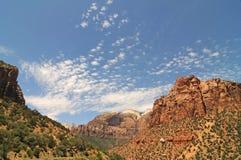 kanab каньонов Стоковые Фотографии RF