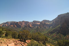 Kanab Canyons Royalty Free Stock Photos
