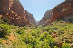 Kanab Canyons Royalty Free Stock Photography