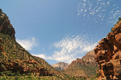 Kanab Canyons Stock Images