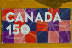 Kanada 150 Royaltyfri Bild