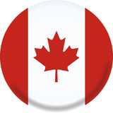 Kanada Lizenzfreies Stockbild