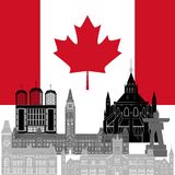 kanada Lizenzfreie Stockbilder