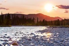 Kanada berg royaltyfri bild