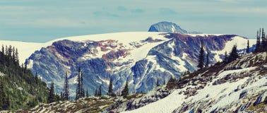 Kanada berg royaltyfria foton