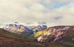 Kanada berg arkivfoto