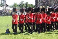 Kanada dag ottawa Royaltyfri Bild