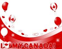 Kanada dzień. Zdjęcia Stock