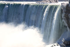 Kanada faller niagara arkivfoto