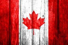 Kanada-Flagge Stockbilder