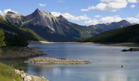 Kanada jasper Arkivfoton