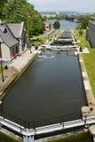 Kanada kanalottawa rideau Royaltyfri Fotografi