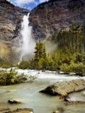 Kanada, kolumbia brytyjska siklawy, krajobraz Obrazy Royalty Free
